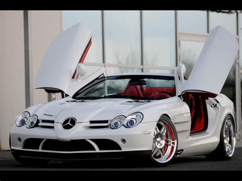 mercedes mclaren mercedes benz slr world of cars