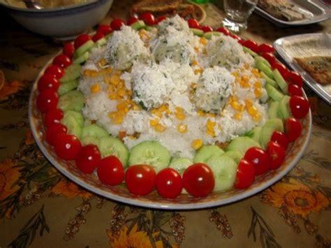 cuisine marocaine salade cuisine marocaine les salades