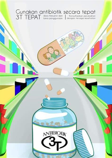 kumpulan poster pesan apoteker tentang obat  wajib