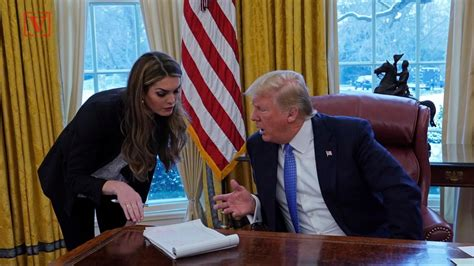 Is Hope Hicks Coming Back to the White House? What She ...