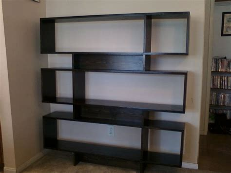 Modern Bookshelf by Modern Bookshelf 9 Steps With Pictures