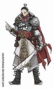 Chinese Assassin - design by UzukiNoKaze on DeviantArt