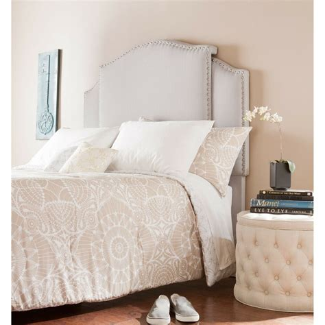 King Headboard by Expandable Upholstered Headboard Or King Bed