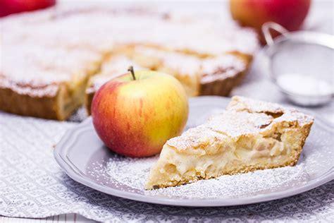Apfelkuchen Mit Mandelmarzipandecke Rezept