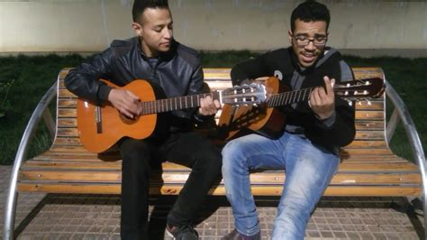 Zouhair Bahaoui Cover Ghamza Guitar / Ilyass & Oussama