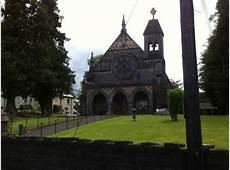 St Mary's Church, Fivemiletown © Darrin Antrobus