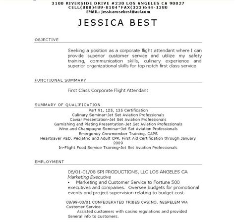 the best font for a resume best resume rsums