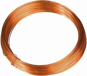 Draht Kleiderbügel Kupfer : kupfer 0 8mm kupferlackdraht 0 8mm l nge 10m bei ~ Michelbontemps.com Haus und Dekorationen