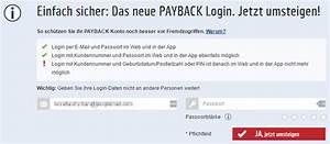 Payback Anmelden Geht Nicht : payback login sicher anmelden und ihr punktekonto verwalten mein ~ Buech-reservation.com Haus und Dekorationen