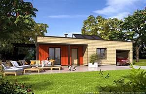 Maison En Bois Tout Compris : maison passive en bretagne maison passive dans les c tes ~ Melissatoandfro.com Idées de Décoration