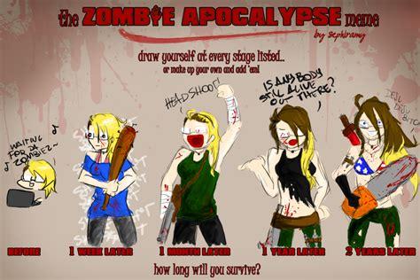 Zombie Apocalypse Meme - memes zombie apocalypse image memes at relatably com