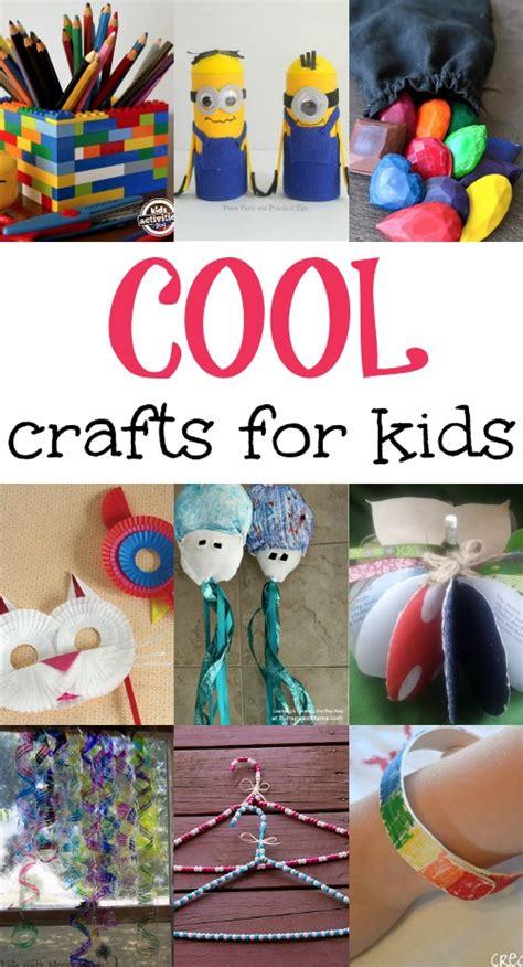 cool crafts  kids    girls