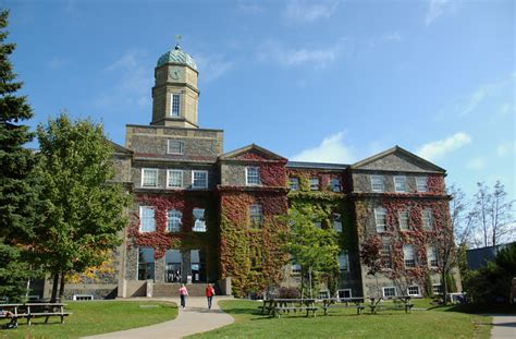 agricultural universities  canada ranking