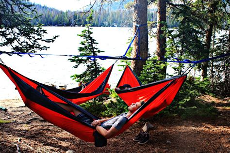 create hammock commune  tree  frame gearjunkie