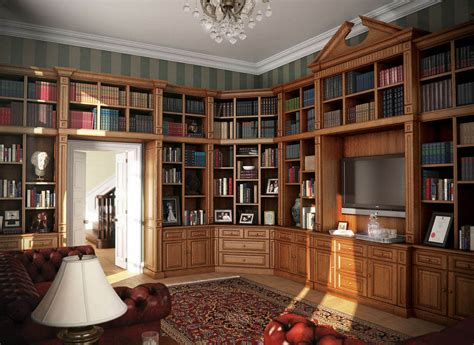 traditional home library traditional fitted libraries fitted bookcases strachan