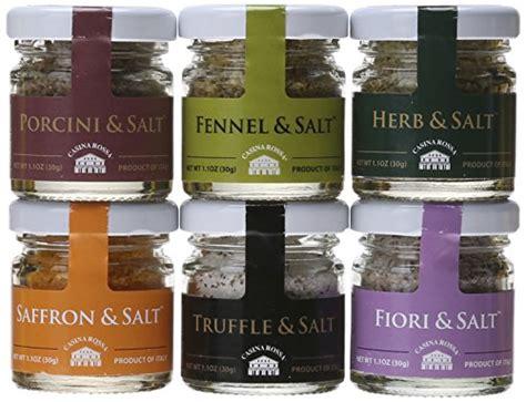 Casina Rossa Gourmet Sea Salt Gift ... - 1 Reddit review