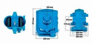 Průtokový filtr na pitnou vodu