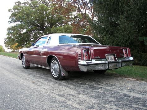 1975 Chrysler Cordoba 2-door Coupe