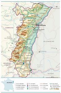 Magasin Ouvert Aujourd Hui Bas Rhin : carte de l 39 alsace des cartes sur cette r gion de l 39 est ~ Dailycaller-alerts.com Idées de Décoration