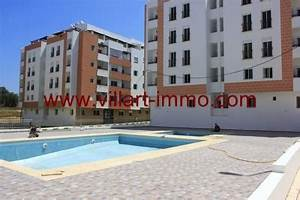 Immobilier Neuf Tanger ASSA Appartements F3 Et F4