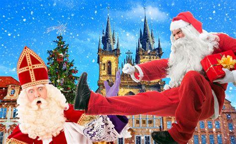 Santa Claus has overtaken Mikuláš in Czech Christmas ...