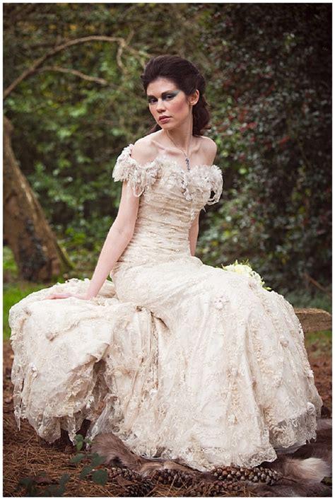 Whimsical Woodland Styled Wedding Inspiration Want That