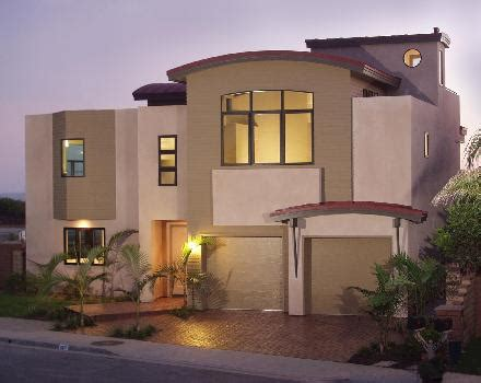 Home Design Ideas Outside by Western Style House Exterior Designs
