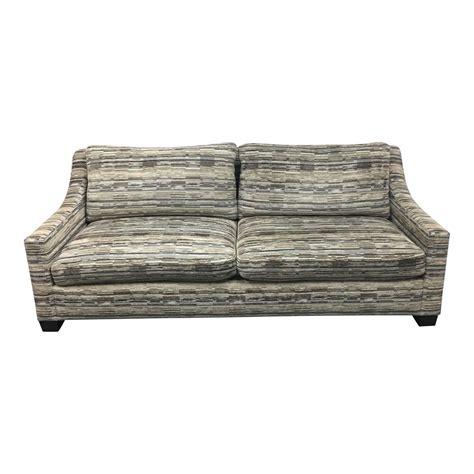 Custom A Rudin Sofa Upholstered In A Donghia Fabric