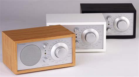 Model One Radio - Radio and iPod speaker Black / silver by