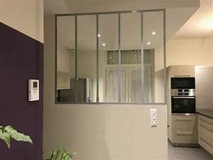 Verriere Interieure Metallique : fabrication de verri re int rieure m tallerie sur ~ Premium-room.com Idées de Décoration