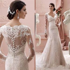 new spring pink blush lace wedding dress long sleeve With long sleeve pink wedding dresses