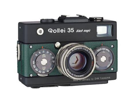 นักสะสมกล้องเห็นแล้วต้องหลงเลย Rollei 35 Vintage