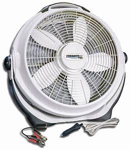 12 Volt Ventilator : 20 inch 12 volt dc circulating fan rv off grid ~ Jslefanu.com Haus und Dekorationen