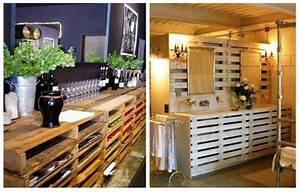 Küche Aus Paletten : diy m bel aus europaletten 31 bastelideen f r holzpaletten m bel selbst machen pinterest ~ Eleganceandgraceweddings.com Haus und Dekorationen