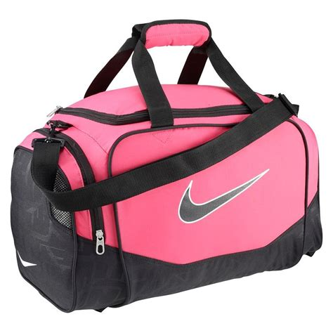 nike brasilia football bag size s decathlon