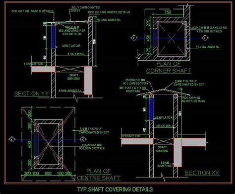 home design exterior software typical shaft covering detail plan n design