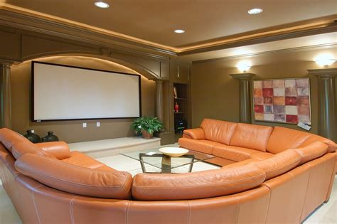 9 Tips for Building the Perfect Home Theater Room on a