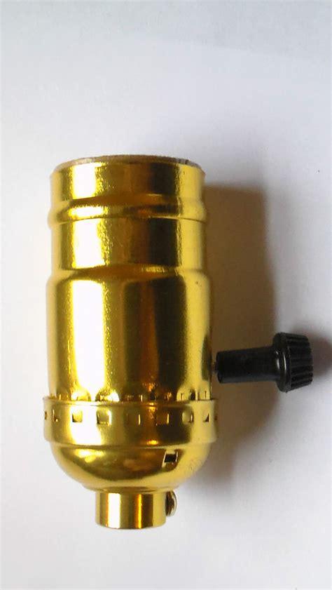 desk l light bulb size new 3 terminal brass turn knob l socket for standard
