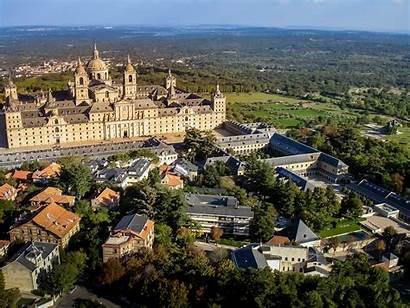 Spain Sights Escorial El Aerial Holidays Molinos