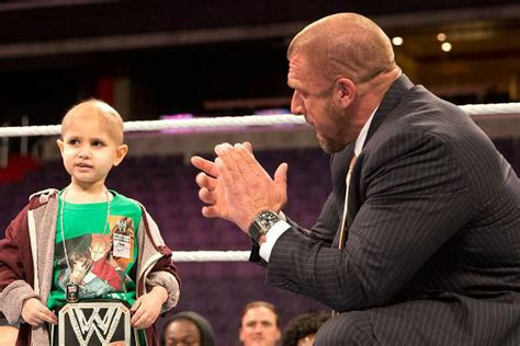 Stephanie McMahon and Triple H announce creation of images