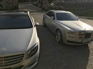 Kanye's Maybach Already Damaged   Celebrity Cars Blog