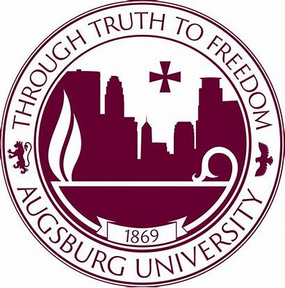 Augsburg University Seal Wikipedia College Svg Spotlight