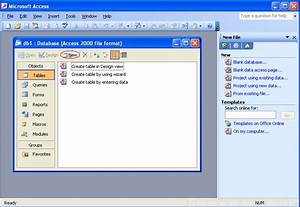 qodbc desktop microsoft access 2003 and qodbc powered With microsoft access 2003 templates