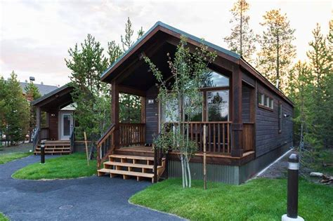 Yellowstone Cabin by Explorer Cabins At Yellowstone Yellowstone National Park