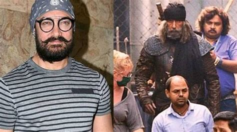 Thugs Of Hindostan Enters Last Leg In Rajasthan, Here's