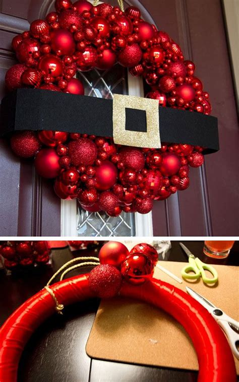 28 diy christmas outdoor decorations ideas