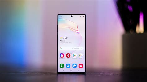 samsung galaxy note 10 galaxy s10 plus which should you buy