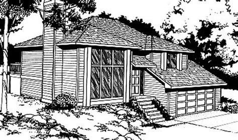 small multi level contemporary house plans home design