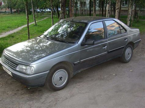 Peugeot 405 For Sale by 1988 Peugeot 405 Photos 1 6 Ff Manual For Sale