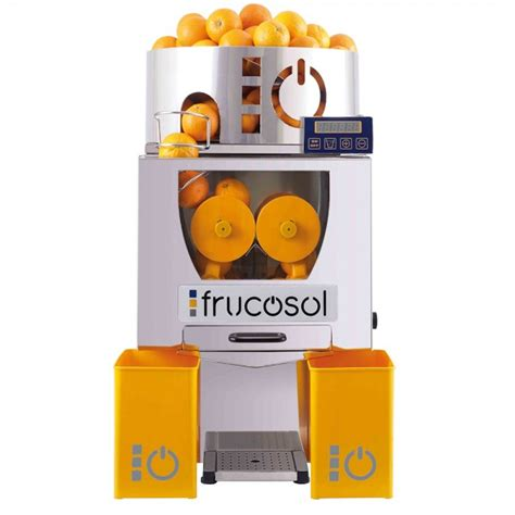 juicer machine juice automatic frucosol orange commercial f50 capacity extra fresh programmable 50a self juicers ac zumo freezer service larger